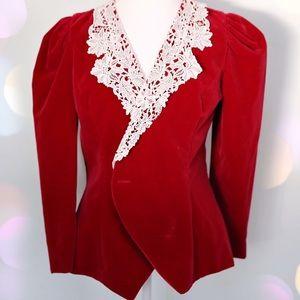 Vintage jacket Victorian era style